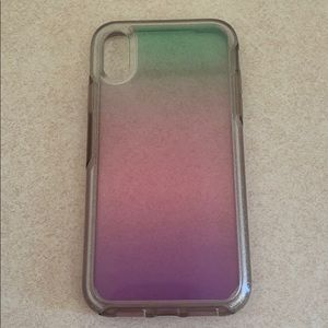 Otter box Symmetry iPhone XR case